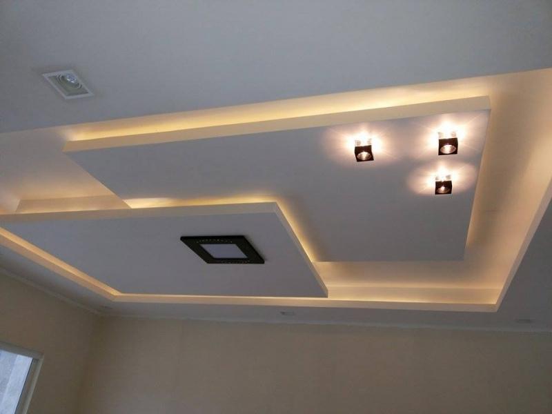 Forro de Drywall para Teto Atacado Morumbi - Forro Drywall com Sanca