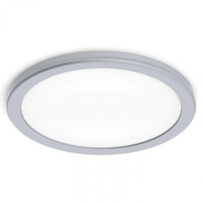 Plafon Led com Sensor de Movimento Presidente Prudente - Plafon Led Branco