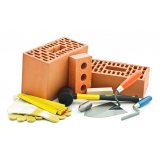 distribuidor de material de construção cimento Casa Verde