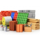 distribuidor de material para construção civil Rio Claro