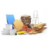 fornecedor de material de construção de casas modernas Tremembé