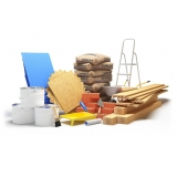 fornecedor de material de construção de obras Alto da Lapa