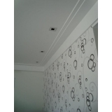 forros de drywall decorado Carandiru