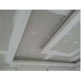 forro drywall sala