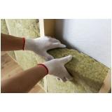 isolamento acústico lã de vidro em atacado Casa Verde