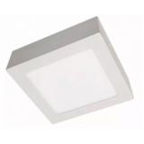 luminária led teto quadrada