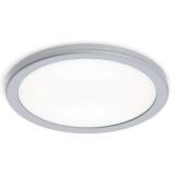 luminária led teto redonda