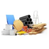 material de construção cimento Alto de Pinheiros
