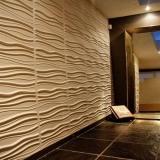 moldura de gesso para parede Conjunto Residencial Butantã