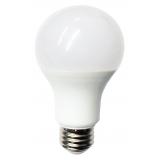 orçamento com distribuidor de lâmpada bulbo amarela Jardim Everest