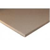 placa de gesso drywall melhor preço Araraquara