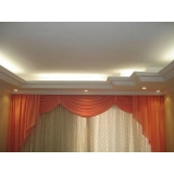 sanca de gesso com led Alto do Pari