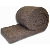 valor de isolamento acústico lã de rocha Santa Cruz