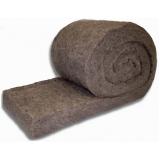 valor de lã mineral isolamento acústico Chora Menino