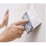 venda de material para aplicação de gesso liso na parede Pompéia