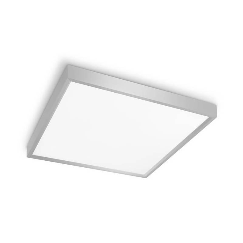 Valor de Plafon Led de Embutir 40x40 Marília - Plafon Led Branco